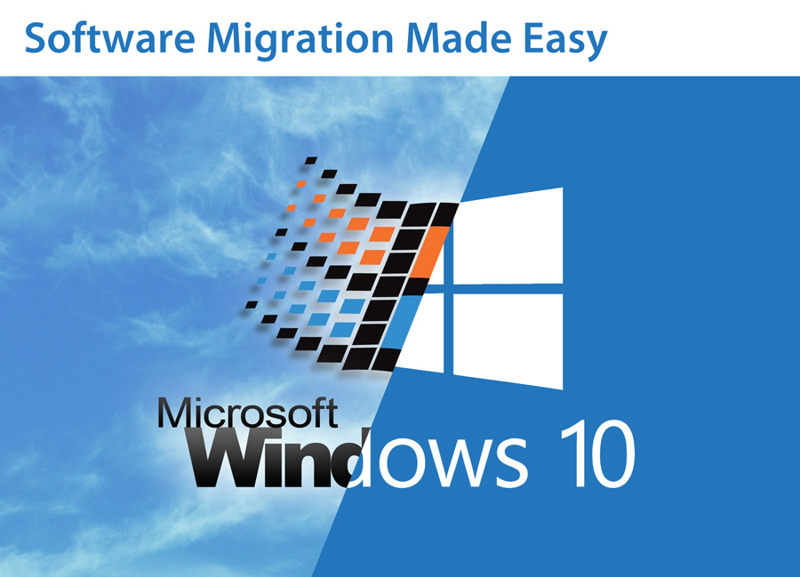 Software Migration Made Easy - New Horizons Ireland