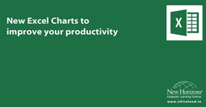 New Excel Charts to improve your productivity