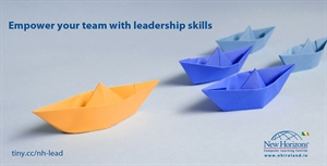 Empower your team with leadership skills