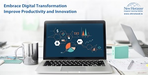 How to Improve Productivity and Innovation - Embrace Digital Transformation