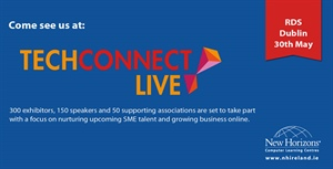 New Horizons Ireland at TechConnect Live 2018