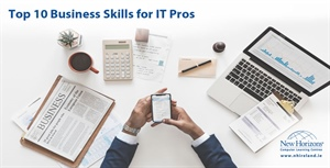 Top 10 Business Skills recommended for IT Pros