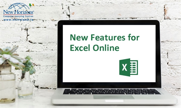 New Features for Excel Online