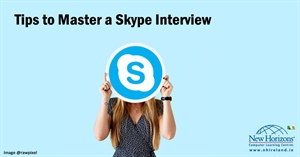 How to Master a Skype Interview