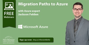 Webinar Recording - Understanding Paths to Azure