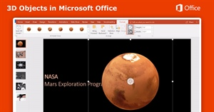 3D Models in Office 365
