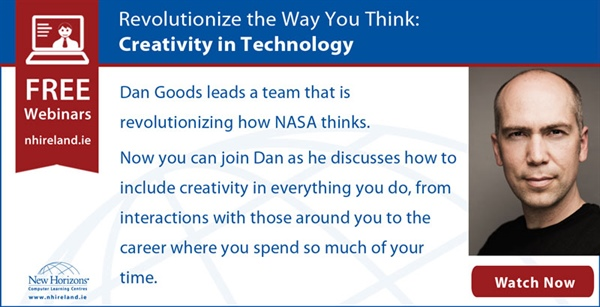 Watch Now - Creativity in Technology - Dan Goods