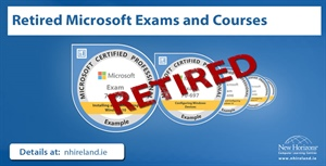 Microsoft Courses and Related Exam Retirements