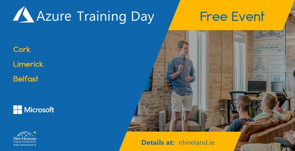 Azure Training Day - New Dublin Dates