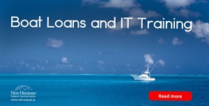 Boat Loans and IT Training