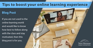 Tips to Boost your Online Learning Experience