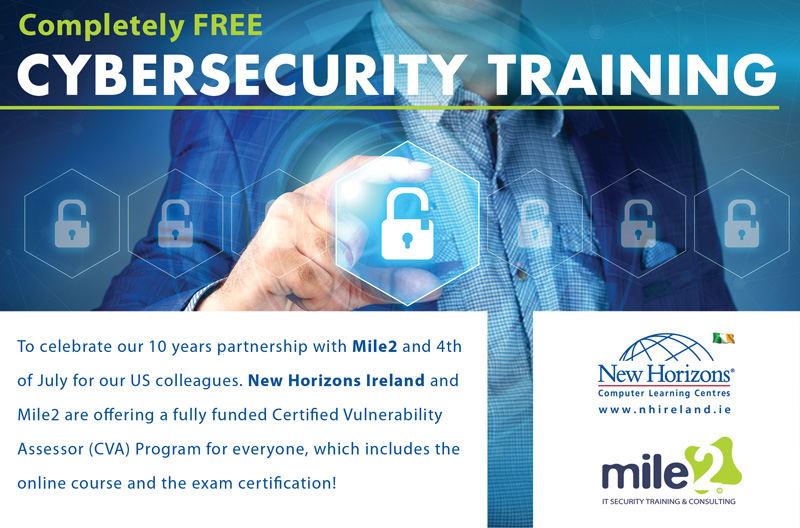 Completely Free Mile2 Security Course - Ireland