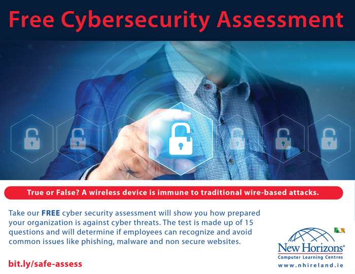 Free cyber security assessment
