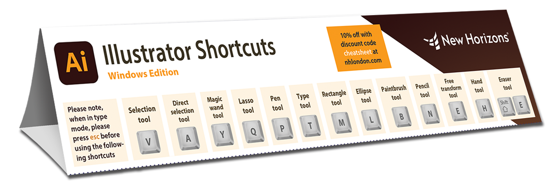 Download our cheat sheets | New Horizons Ireland