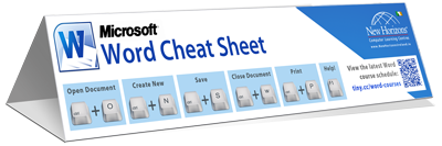Download Our Cheat Sheets New Horizons Ireland