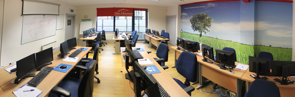 Our training room in our Dublin office - Joyce