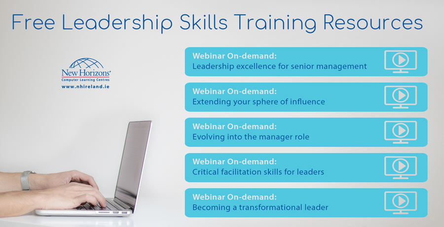 FREE leadership and professional development resources
