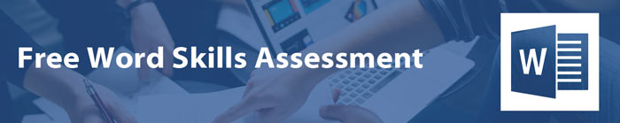 Free-Word-skills-assessment
