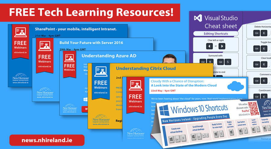Free-Learning-Resources-TECH