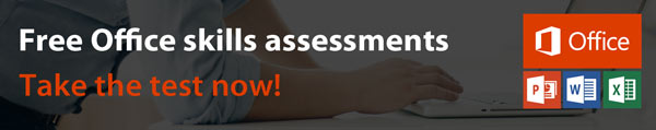 Free-Office-skills-assessment-test