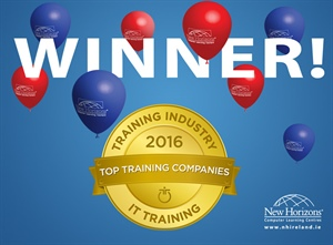 Top Training Company for 7th Year in a Row