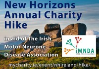 New Horizons Charity Hike in aid of Motor Neurone Disease