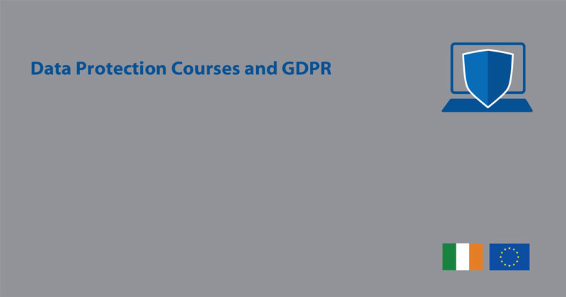 Data protection training in Ireland for the GDPR