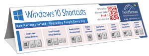 Windows 10 cheat sheet